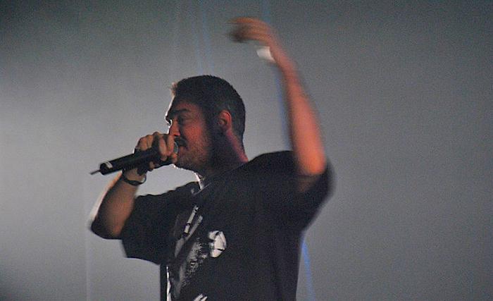 Cantante de rap, Kase O.