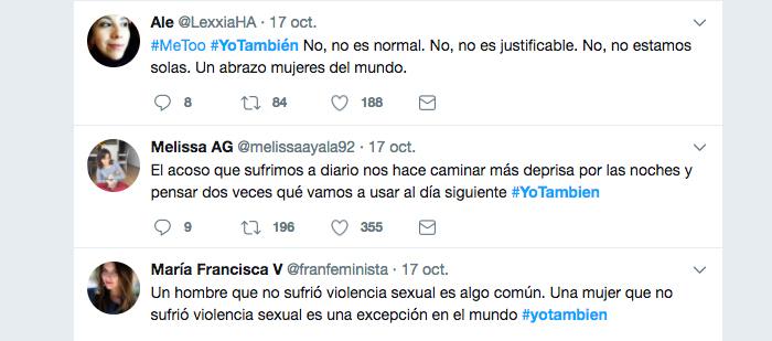Activismo en Twitter.