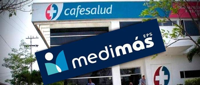 Cambio de Cafesalud a Medimás