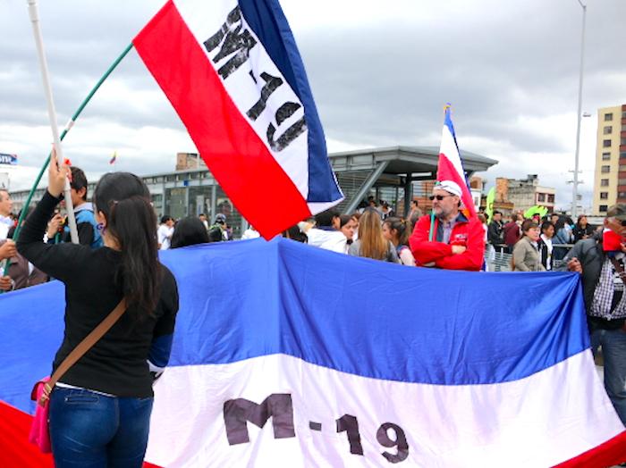 Frente Nacional.