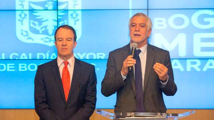 Pronunciamiento del Alcalde Enrique Peñalosa sobre el Metro de Bogotá.