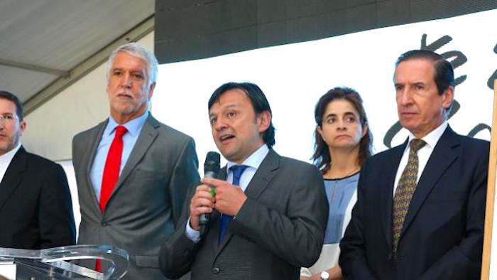 Secretario de Movilidad, Juan Pablo Bocarejo