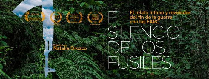 """Película basada en los Acuerdos con las FARC, dirigida por Marc Silver, """"El fin de la guerra"""""""