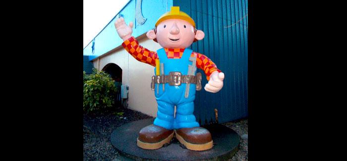 Bob, el constructor.