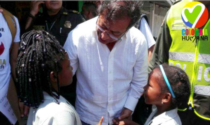 Campaña electoral de Gustavo Petro