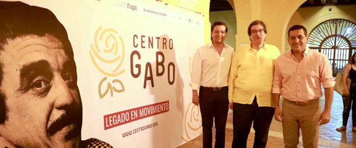 Centro Gabo, inauguración en Cartagena