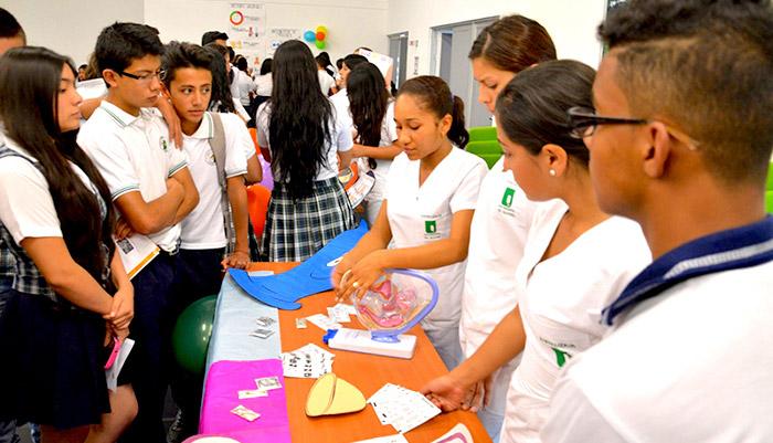 Campañas en prevención del embarazo adolescente
