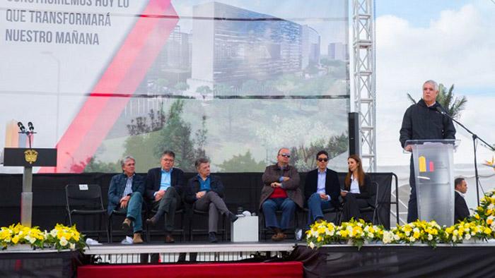 El alcalde Peñalosa anuncia el proyecto de la transformación del CAN