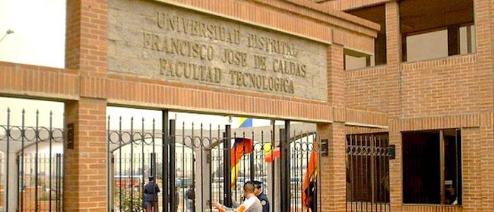 Universidad Distrital, Francisco José de Caldas.