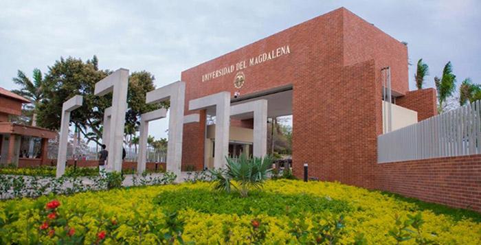 Universidad pública de Magdalena.