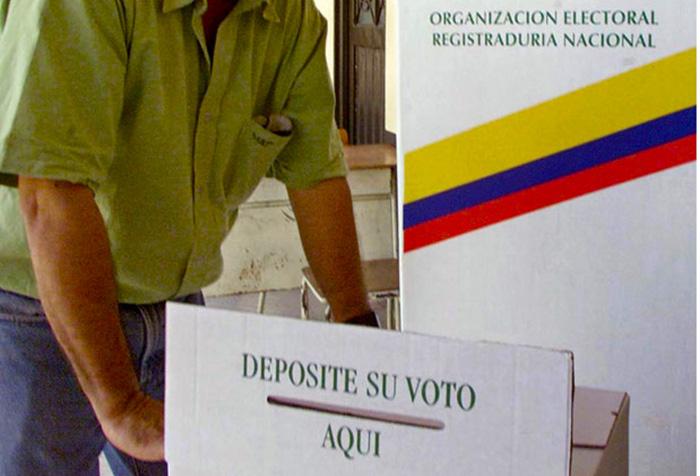 Elecciones presidenciales del 2018.