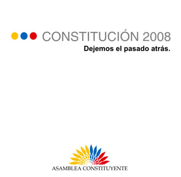 Constitución de Ecuador.