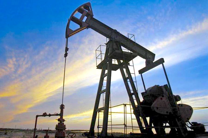 Explotación petrolera.
