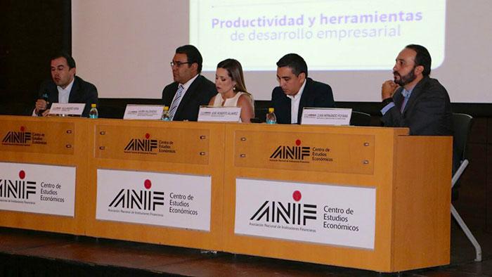 Miembros de la Asociación Nacional de Instituciones Financieras, ANIF