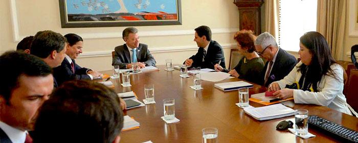 Delegación de la Misión Especial Electoral.