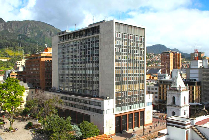 Sede Central del Banco de la República