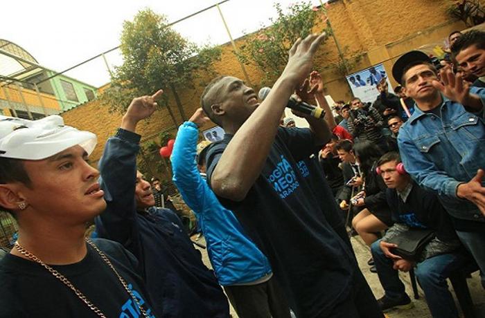 Campañas contra la delincuencia juvenil.