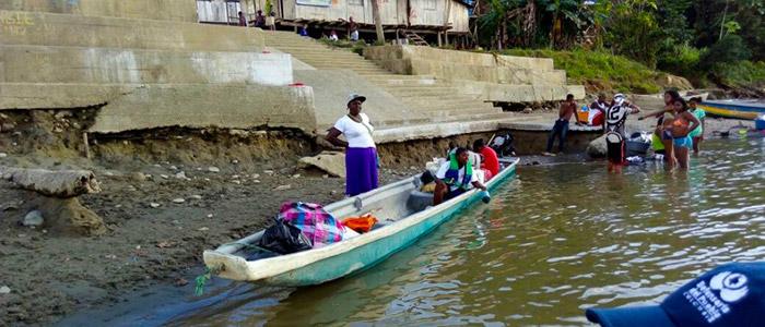 Habitantes del Chocó