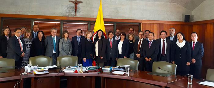 Consejo Superior de la Judicatura.