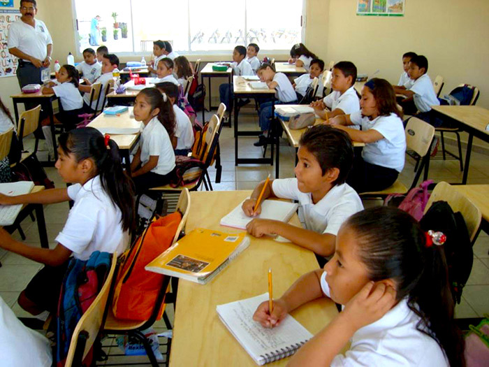 Educación en Colombia.