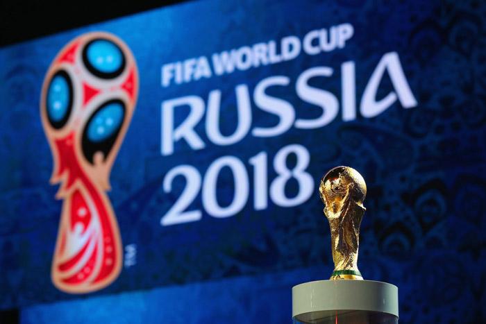 Mundial de fútbol 2018.
