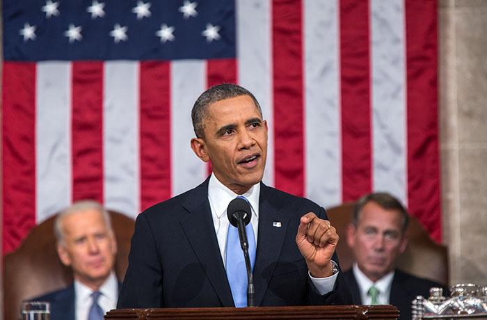 Expresidente Barack Obama.