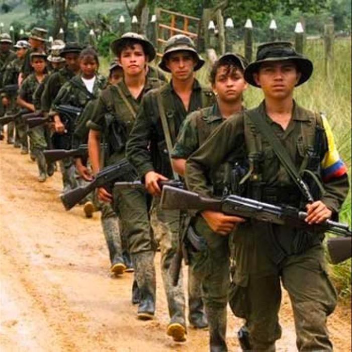 Violencia en Colombia.