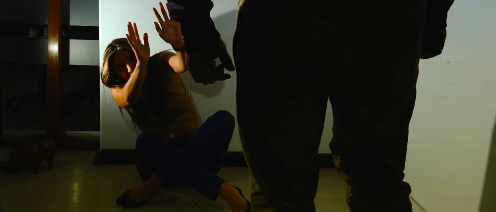 Casos de violencia contra las mujeres.