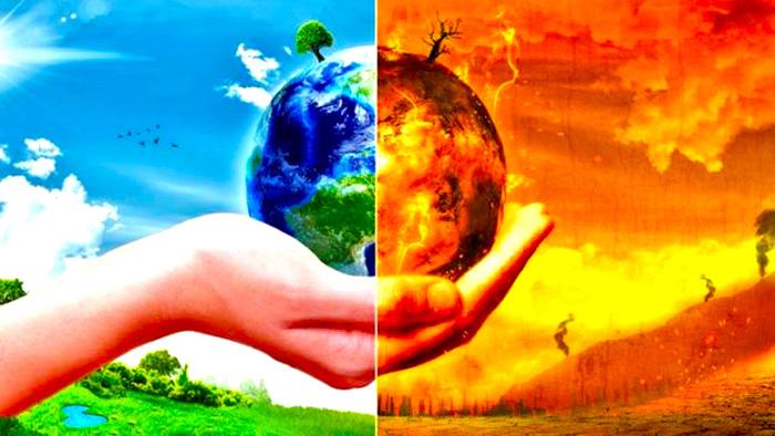 Importancia del Cambio Climático.