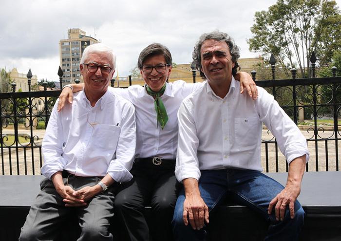 Coalición Colombia.
