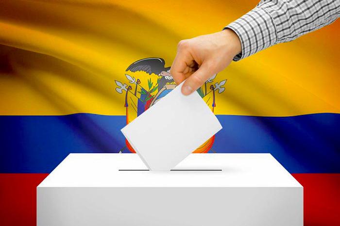 Consulta Popular en Ecuador.
