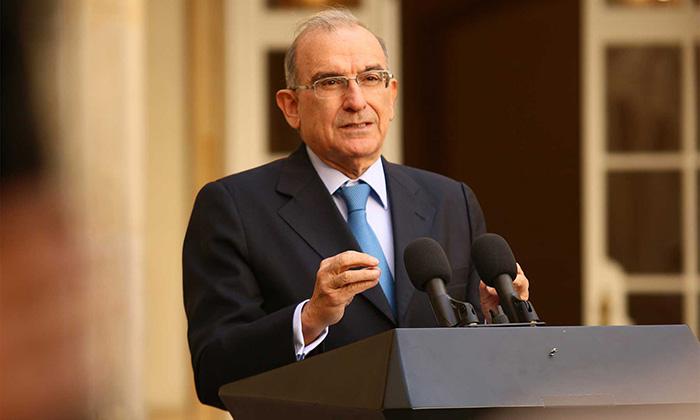 Representante presidencial del Partido Liberal, Humberto de la Calle.