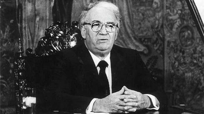 Expresidente de Colombia, Belisario Betancur.