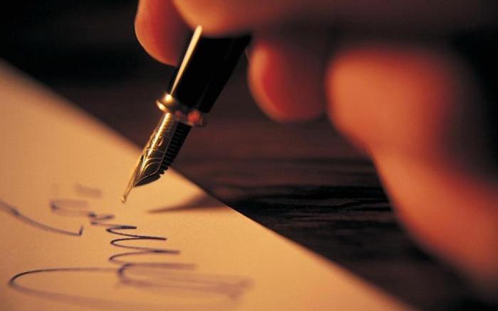 Creación literaria.