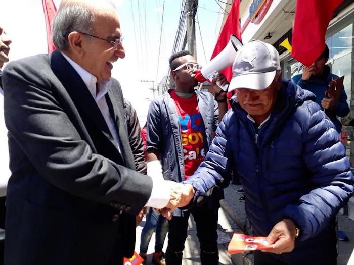 Campaña presidencial de Humberto de la Calle.