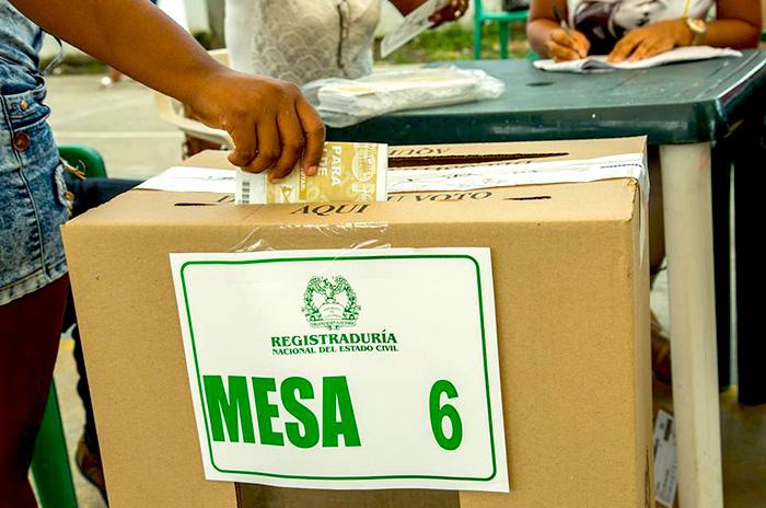 Elecciones en Córdoba.