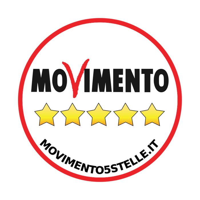 """Movimiento político italiano, """"Movimiento 5 Estrellas"""""""