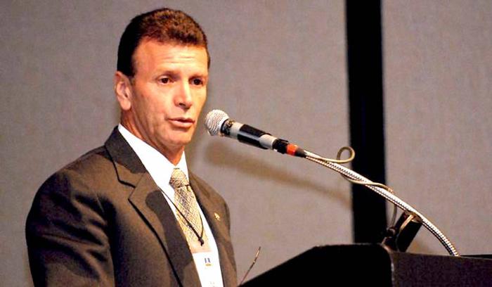 Expresidente de Saludcoop, Carlos Gustavo Palacino