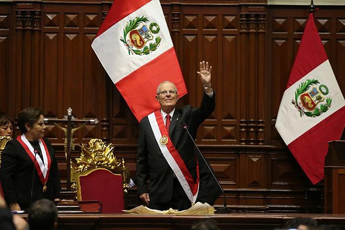 Renuncia del Ex-presidente de Perú, Pedro Pablo Kuczynski.