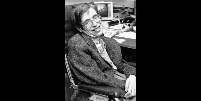 Stephen Hawking, físico inglés