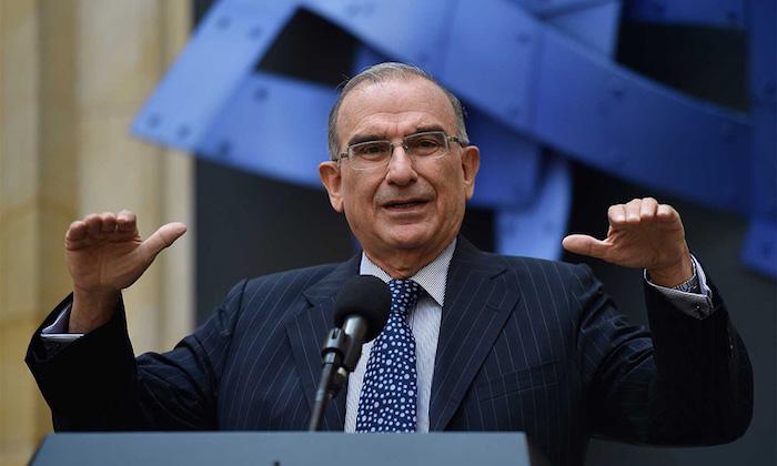 Candidato presidencial, Humberto de la Calle