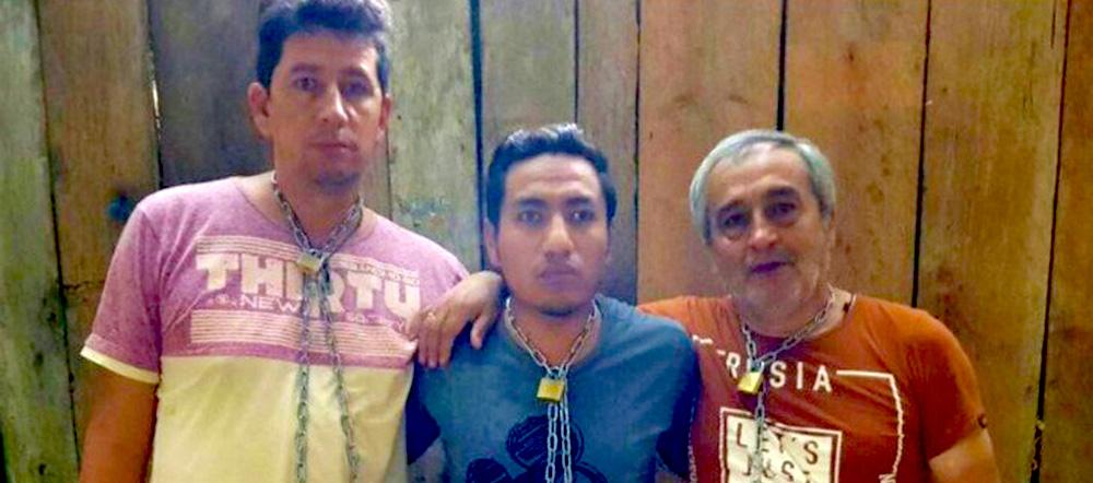 Asesinato de equipo periodístico ecuatoriano.
