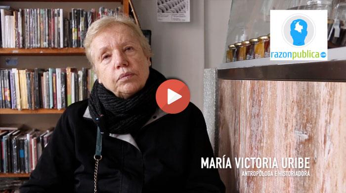 María Victoria Uribe