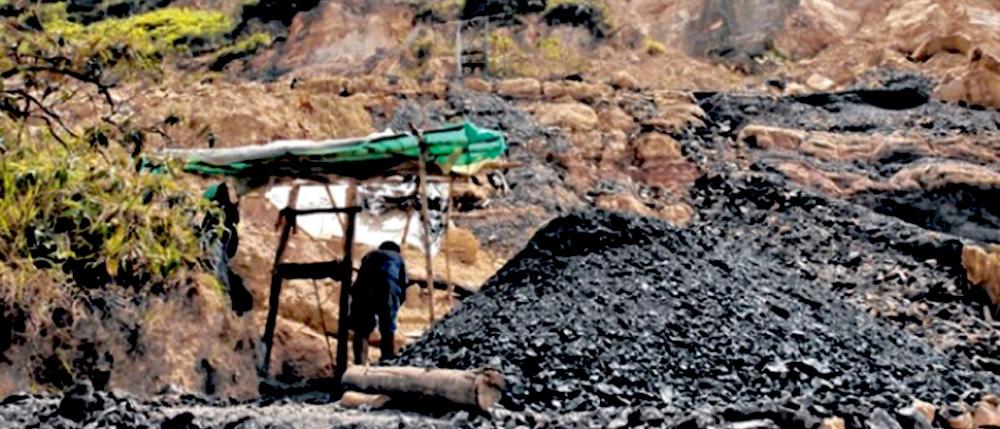 Extracción minera
