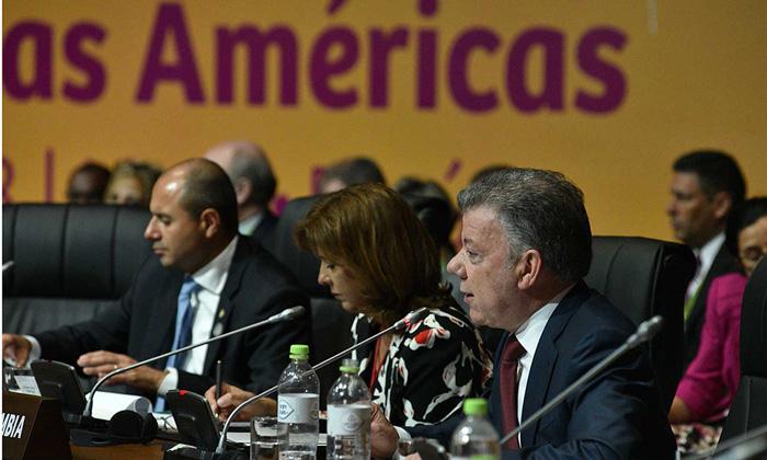 Pronunciamiento del Presidente Juan Manuel Santos frente al asesinato del equipo periodístico del Ecuador