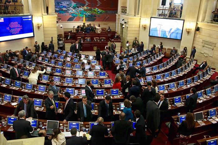 Congreso de la República: Coaliciones y gobernabilidad