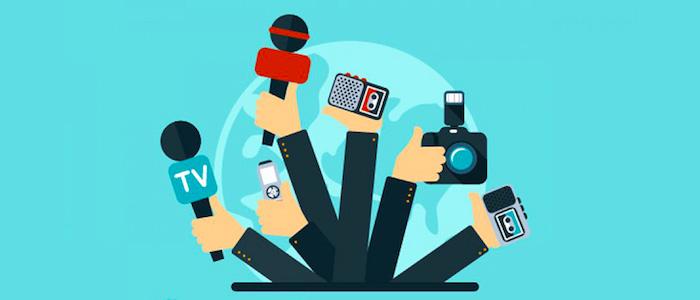 Medios de comunicación.