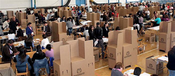 Elecciones presidenciales.