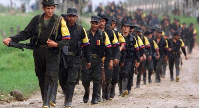 Fuerzas Armadas Revolucionarias de Colombia (FARC).