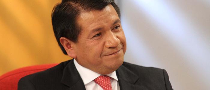 Jorge Armando Otálora, ex-Defensor del pueblo.